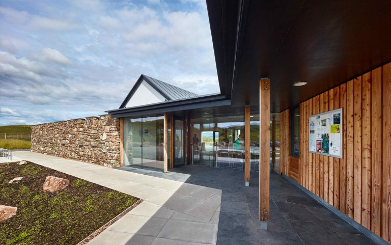 An Crubh Skye - Mark Smith Glazing Edinburgh