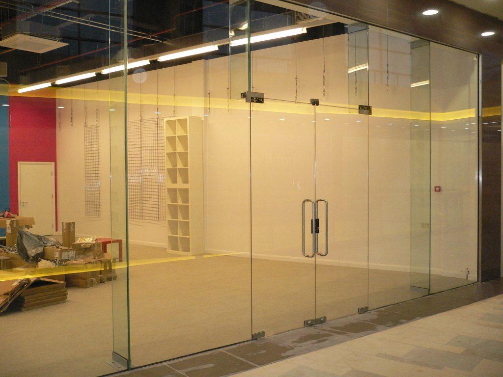 commercial glazing - Mark Smith Glazing Edinburgh