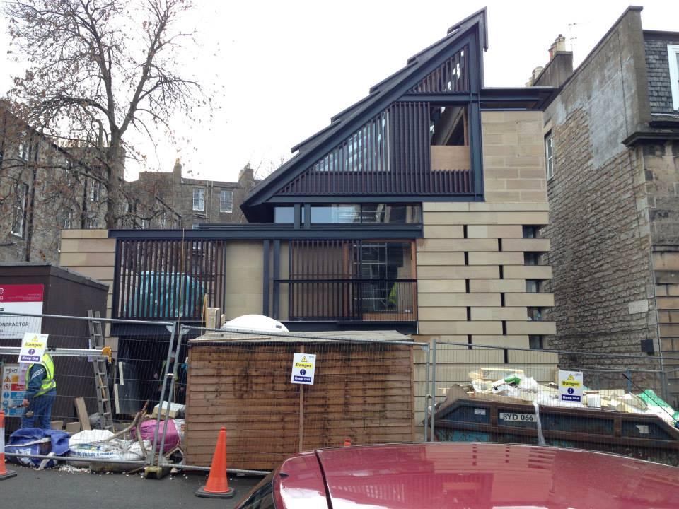 Hart Street - Mark Smith Glazing Edinburgh