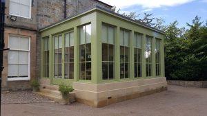 Park Road - Mark Smith Glazing Edinburgh